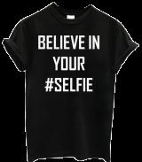 BelieveInYourselfie - StyleCracker