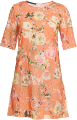 Orangeade Mini Dress - StyleCracker