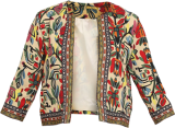 Lina Embroidered Jacket - StyleCracker