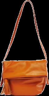 Tan Tassel Detail Sling - StyleCracker