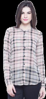 Chic Extreme Shirt - Tartan - StyleCracker