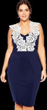 mgc floral pencil dress - StyleCracker