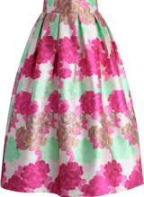 Pink Princess Skirt - StyleCracker