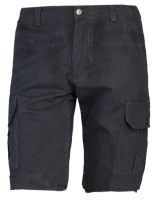 London Bee Solid Dyed Mens Cargo Shorts MSLB0018 - StyleCracker