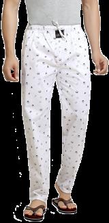 London Bee Mens Cotton Japan Print Pyjama/ Lounge Pant MPLB0040 - StyleCracker