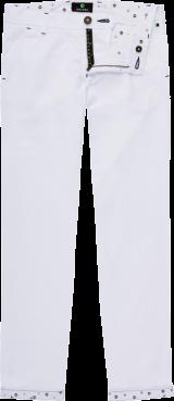 The Globetrotter: Ski Slope Non-Iron Cotton Chinos | Slim Fit - StyleCracker