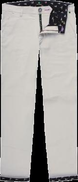 The Globetrotter: Sahara Stretch Chino   Slim Fit - StyleCracker