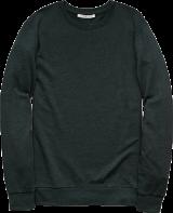 Classic Crew Neck Sweater - StyleCracker
