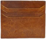 Tan  Credit Card Holder - StyleCracker
