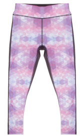 Prettysecrets Purple Mosaic - StyleCracker