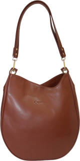 Brown Hobo Bag - StyleCracker