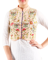 Ethnic Jacket - StyleCracker