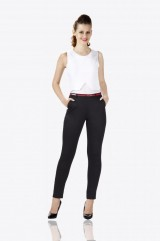 Two At A Time Colourblock Jumpsuit - StyleCracker