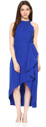 Style Stalker Wrap Maxi Dress - StyleCracker
