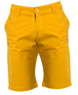 Bodymark Cotton Yellow Shorts - StyleCracker