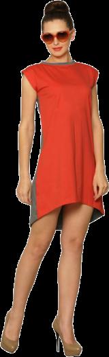 Tea For Two T-Shirt Dress - StyleCracker