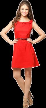 Peter Pan Collar Dress - StyleCracker