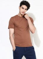 Organic Cotton Pocket T-Shirt: Copper - StyleCracker