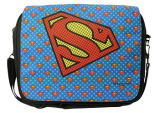 Superman - Super Motif Messenger Bag - StyleCracker
