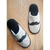 Stache Indoor slippers - StyleCracker