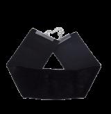 Bold Black Choker - StyleCracker