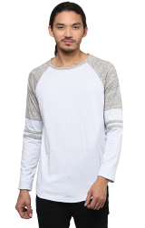Atorse Mens Sweatshirt with Raglan Sleeve - StyleCracker
