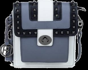 Leather Crossbody Bag-PR1014 - StyleCracker
