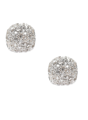 Square Bonanza Stud Earrings - StyleCracker