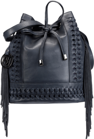 Leather Shoulder Bag - PR1074 - StyleCracker