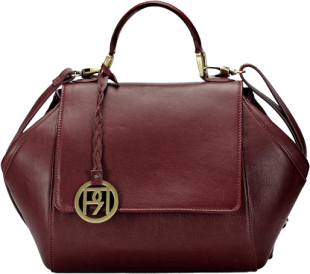 Leather Satchel Bag - PR1063 - StyleCracker