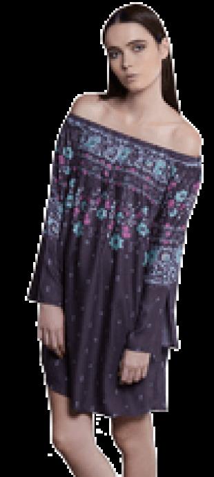 Winter Garden Dress - StyleCracker