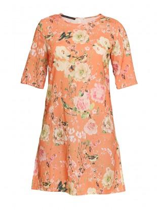 Orangeade Mini Dress - StyleCracker