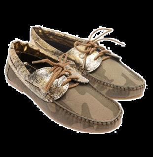 Camouflage Loafers - StyleCracker