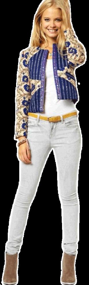 Blue Lagoon Jacket - StyleCracker