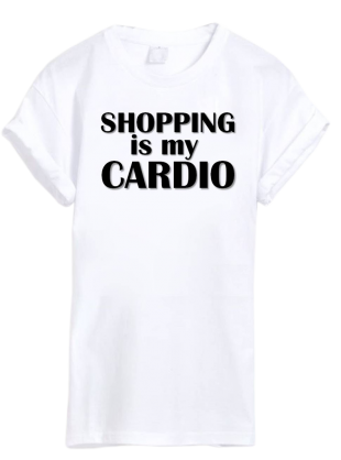 Shoppping Cardio - StyleCracker