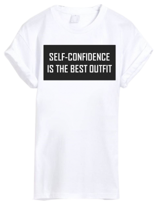 Self-confidence - StyleCracker