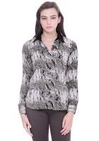 Wild Side Shirt - Grey - StyleCracker