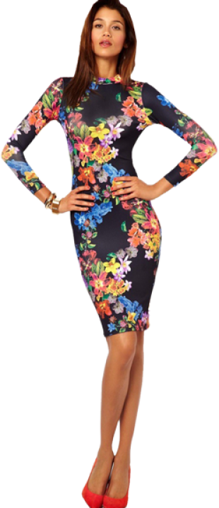 Pauline Dress - StyleCracker