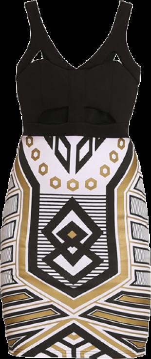 Leyla Bodycon Dress - StyleCracker
