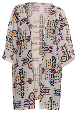 Katie Beach Kimono - StyleCracker