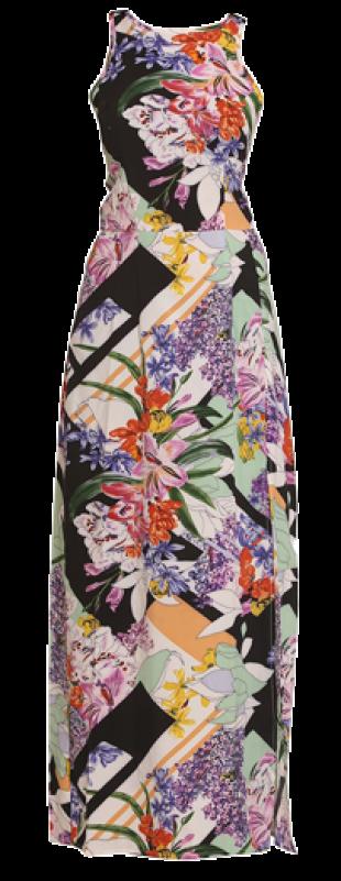 Printed Primrose Dress - StyleCracker