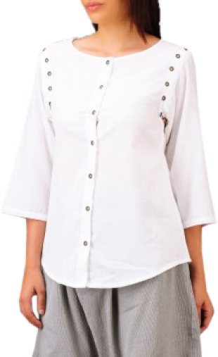 Anna, Covertable Shirt - StyleCracker