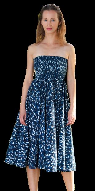 Sea Gull Smoke Dress - StyleCracker