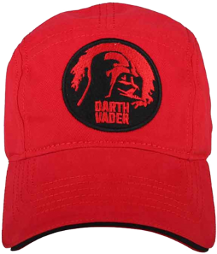 Darth Vader Red Cap - StyleCracker