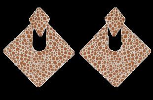 Dotted Symphony Earring - StyleCracker