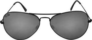 Rbee  Eyeware  Aviator Sunglasses-Black - StyleCracker