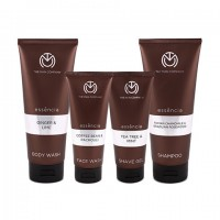 Wonderful Foursome- Mens Grooming Kit set of 4 - StyleCracker