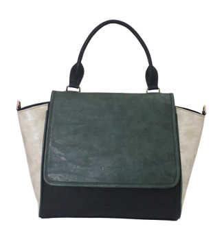 Olive Chamber Handbag - StyleCracker