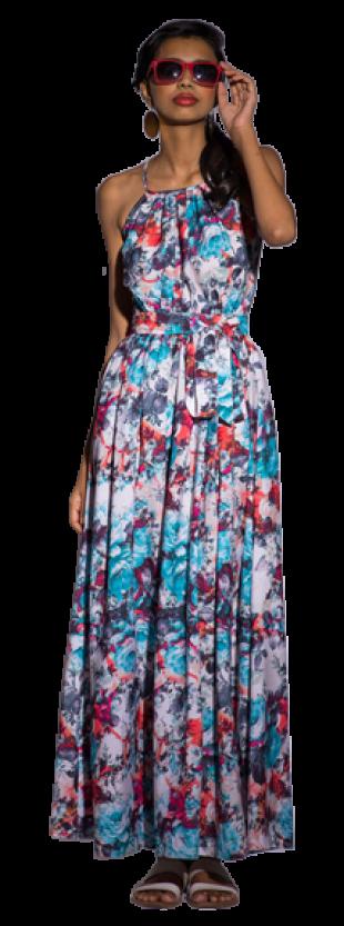 Mia Long Dress - StyleCracker
