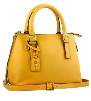 Barbro Yellow - StyleCracker